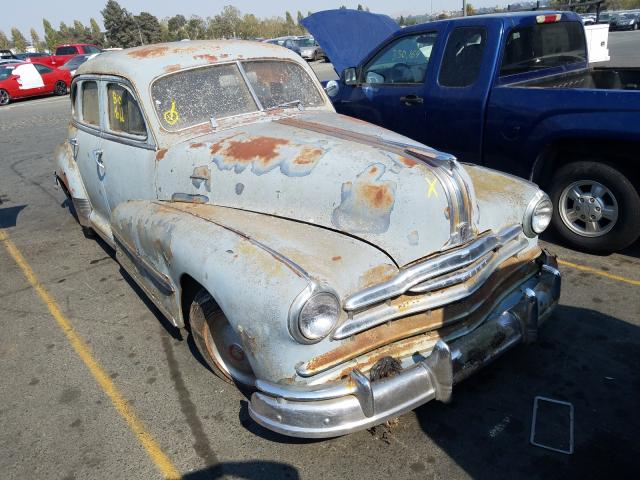 1949 Pontiac Coupe for sale in Vallejo, CA