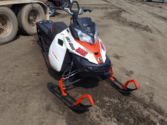 Skidoo salvage cars for sale: 2014 Skidoo Summit