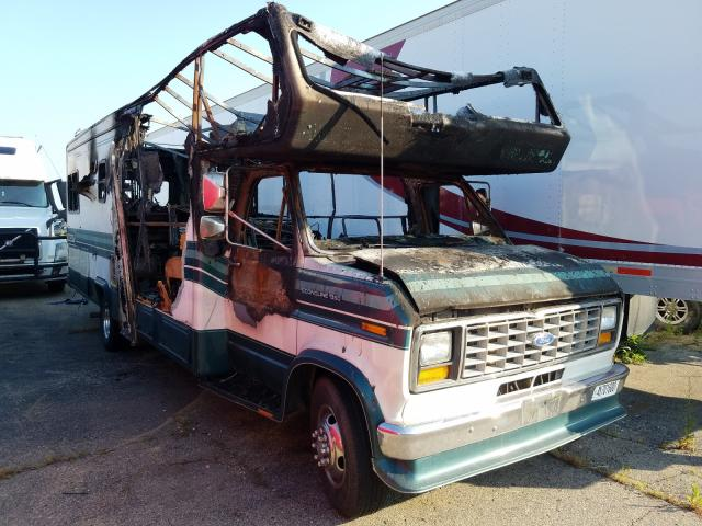 1989 Ford E350 for sale in Woodhaven, MI