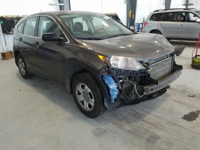 Salvage cars for sale from Copart Greenwood, NE: 2014 Honda CR-V LX