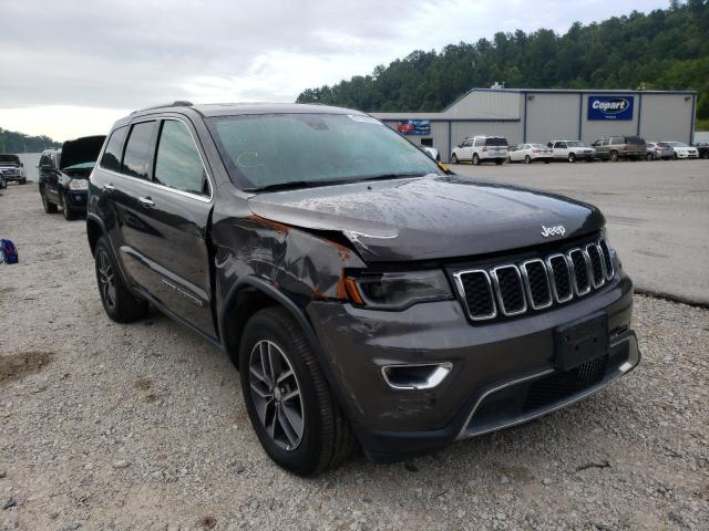 Salvage cars for sale from Copart Hurricane, WV: 2017 Jeep Grand Cherokee