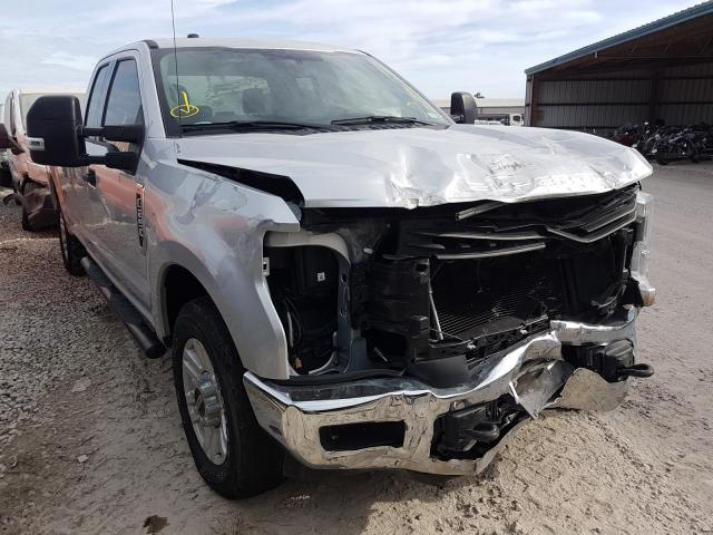 Salvage cars for sale from Copart Houston, TX: 2018 Ford F250 Super