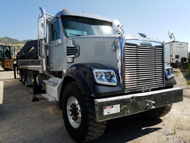 Freightliner 122SD salvage cars for sale: 2013 Freightliner 122SD