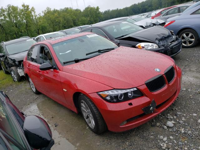 Salvage cars for sale from Copart Albany, NY: 2007 BMW 328 XI