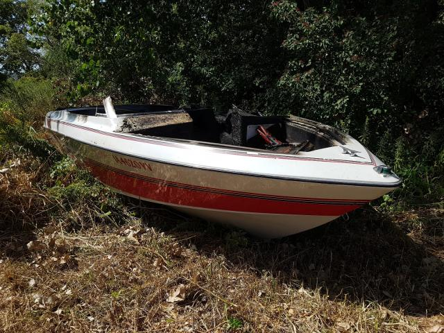 Larson Boat salvage cars for sale: 1989 Larson Boat