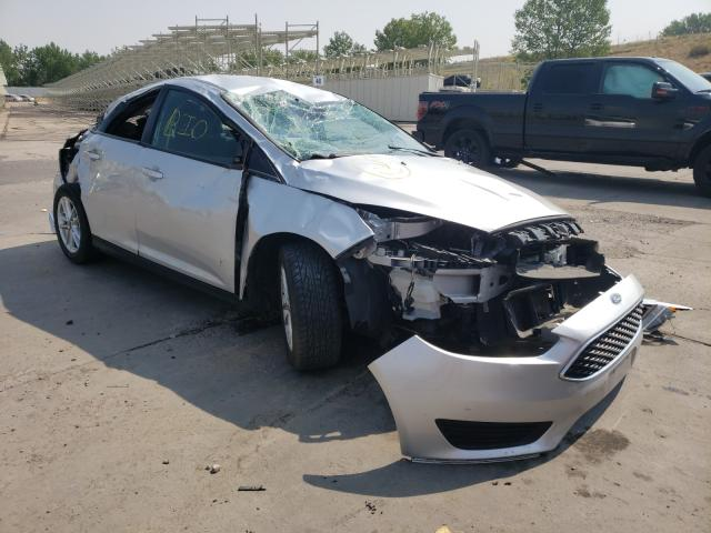 Salvage cars for sale from Copart Littleton, CO: 2015 Ford Focus SE