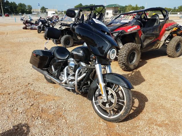 Salvage cars for sale from Copart Tanner, AL: 2016 Harley-Davidson Flhxs Street