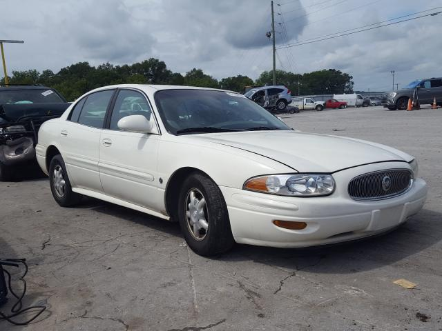 Buick Lesabre salvage cars for sale: 2001 Buick Lesabre