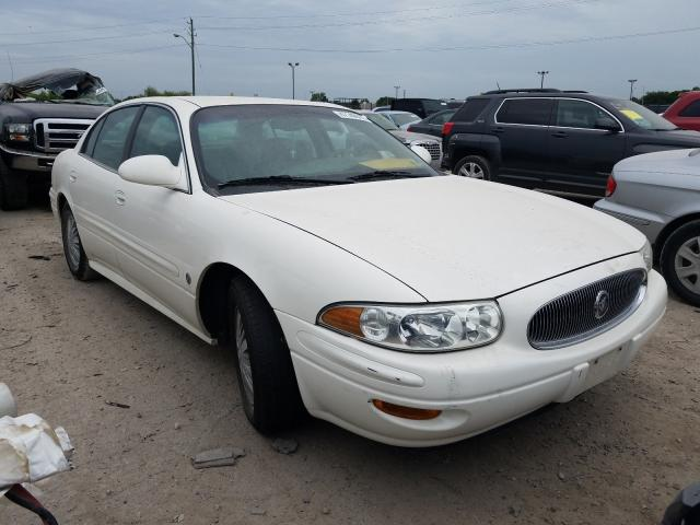Salvage cars for sale from Copart Indianapolis, IN: 2002 Buick Lesabre CU