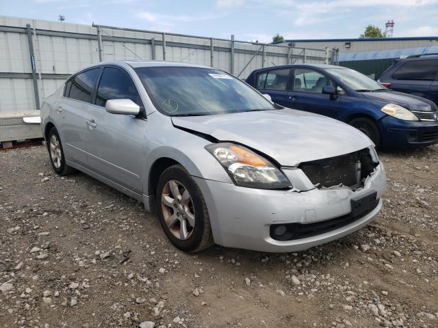Salvage cars for sale from Copart Finksburg, MD: 2009 Nissan Altima 2.5