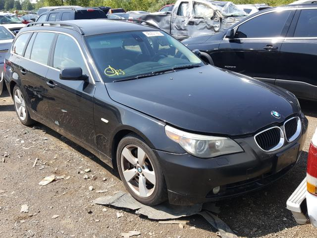 2007 BMW 530 XIT for sale in Columbia Station, OH