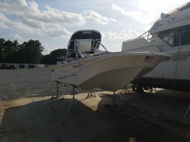 Carolina salvage cars for sale: 2015 Carolina 218DLV