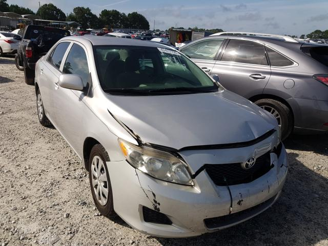 Toyota Corolla BA salvage cars for sale: 2010 Toyota Corolla BA