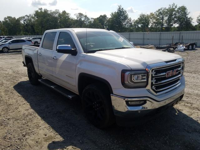 Salvage cars for sale from Copart Spartanburg, SC: 2017 GMC Sierra K15