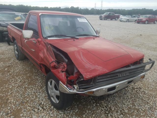 Salvage cars for sale from Copart Memphis, TN: 1987 Toyota Pickup 1/2
