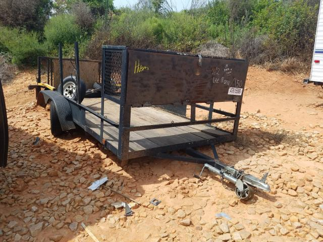 Homemade Trailer salvage cars for sale: 2006 Homemade Trailer