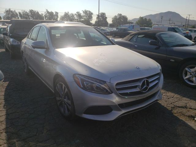 2015 Mercedes-Benz C 300 4matic for sale in Los Angeles, CA