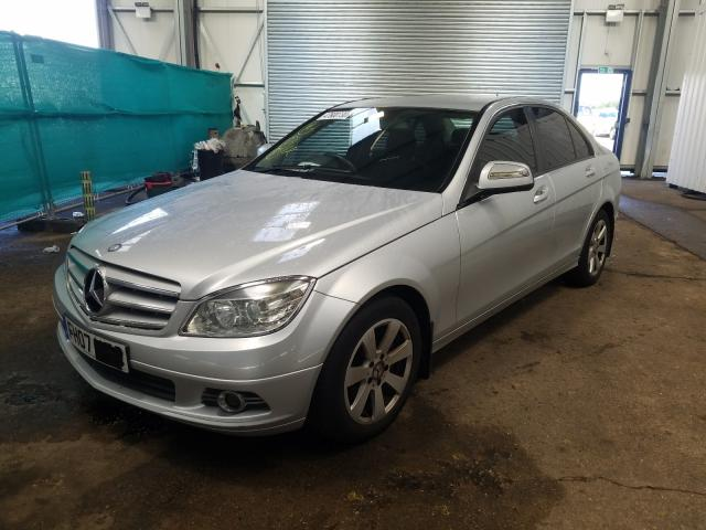 MERCEDES BENZ C220 SE CD - 2007 rok
