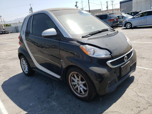 Smart Fortwo salvage cars for sale: 2014 Smart Fortwo