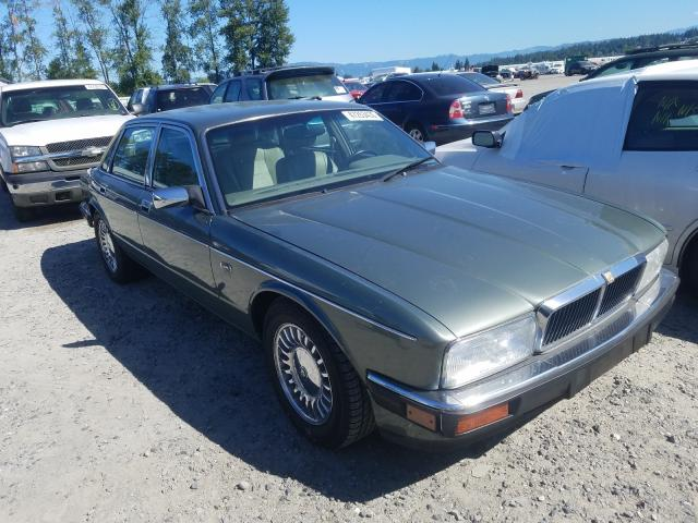 Jaguar salvage cars for sale: 1994 Jaguar XJ12
