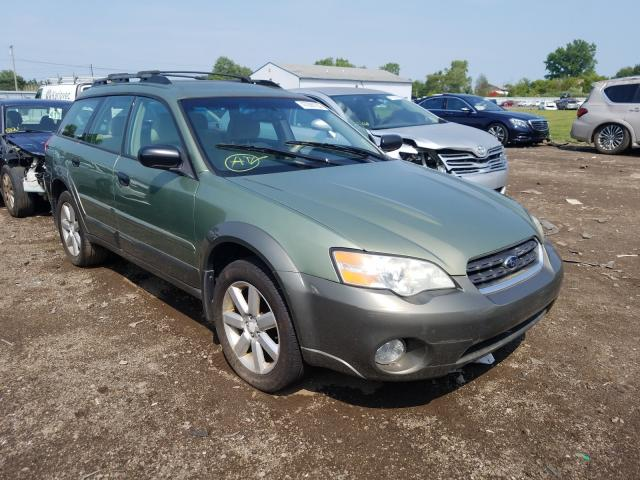 2007 Subaru Legacy Outback for sale in Columbia Station, OH