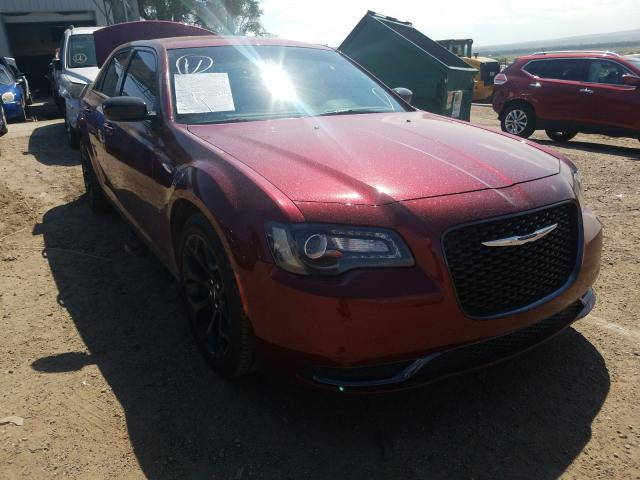 Chrysler salvage cars for sale: 2019 Chrysler 300 Touring