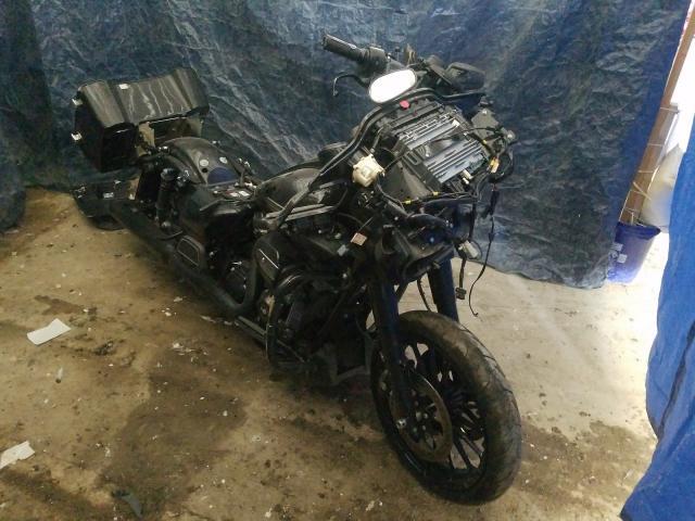 Salvage motorcycles for sale at Fredericksburg, VA auction: 2019 Harley-Davidson Fltrxs