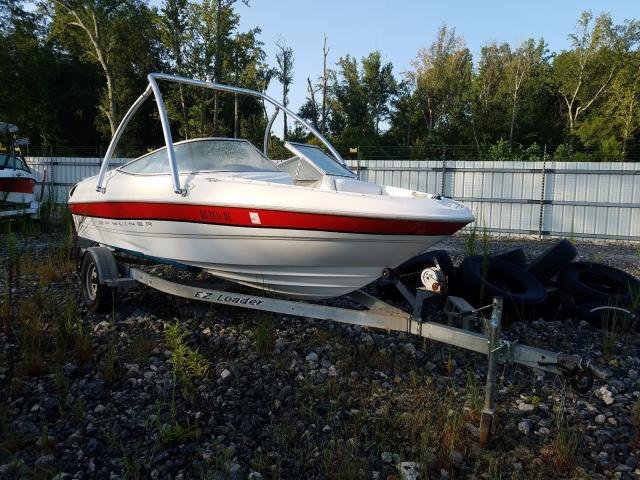 Bayliner salvage cars for sale: 2000 Bayliner Boat