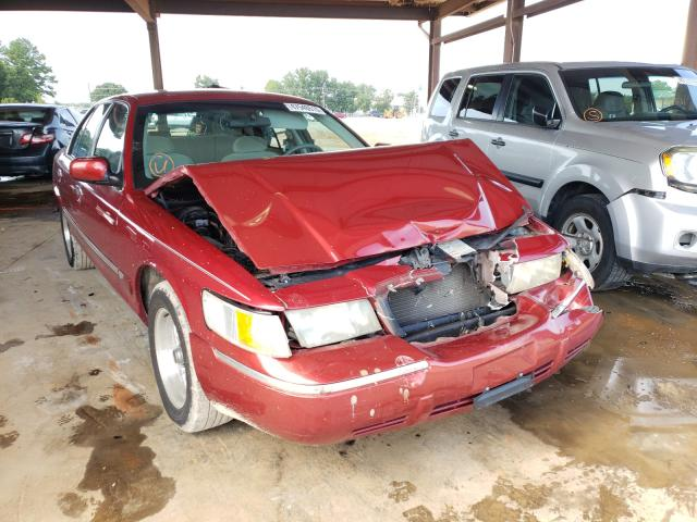 Mercury salvage cars for sale: 2001 Mercury Grand Marq