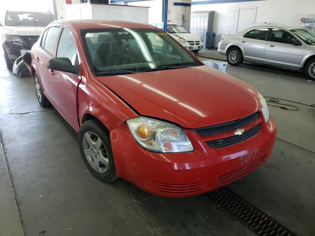 Salvage cars for sale from Copart Pasco, WA: 2007 Chevrolet Cobalt LS