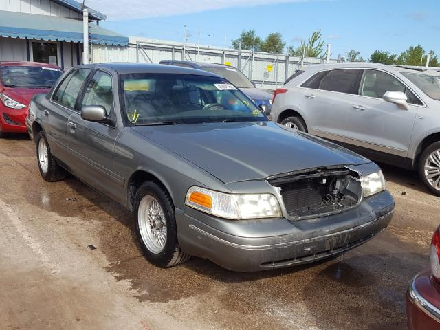 Ford Crown Victoria salvage cars for sale: 1999 Ford Crown Victoria
