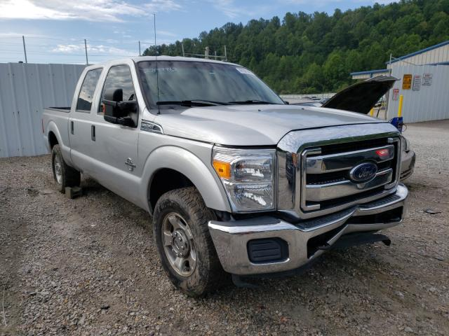 Salvage cars for sale from Copart Hurricane, WV: 2016 Ford F250 Super