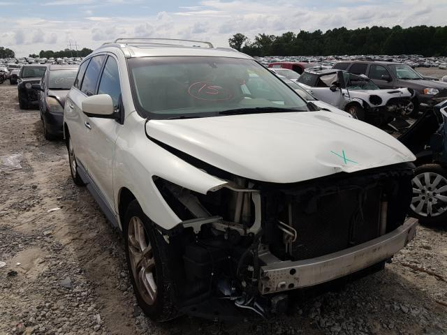 Salvage cars for sale from Copart Loganville, GA: 2013 Infiniti JX35