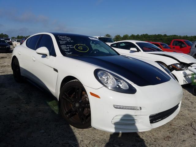 2014 Porsche PANAMERA | Vin: WP0AA2A75EL008822