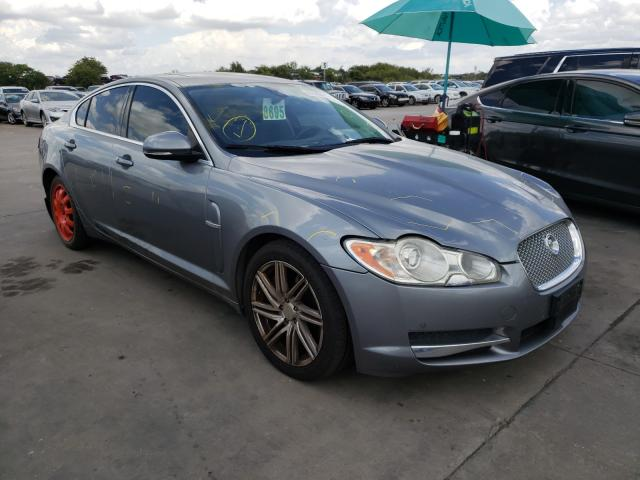 Jaguar salvage cars for sale: 2010 Jaguar XF Premium