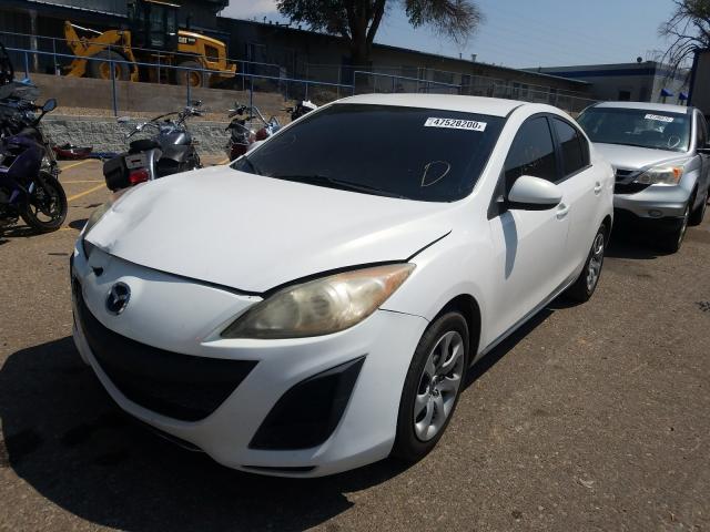 из сша 2011 Mazda 3 I 2.0L JM1BL1UG3B1422872