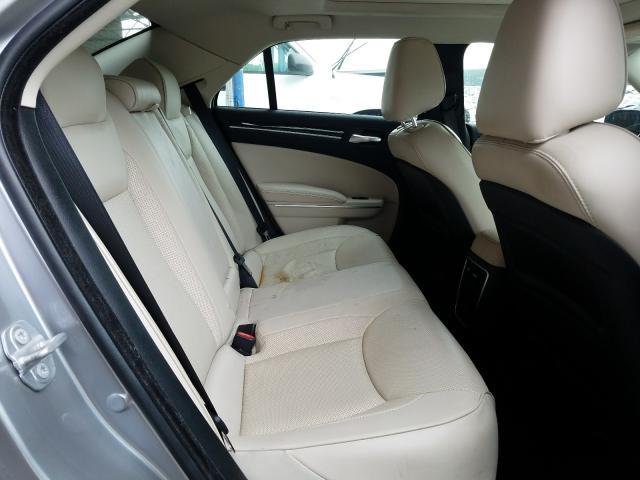 2018 Chrysler 300 | Vin: 2C3CCAEG5JH296263