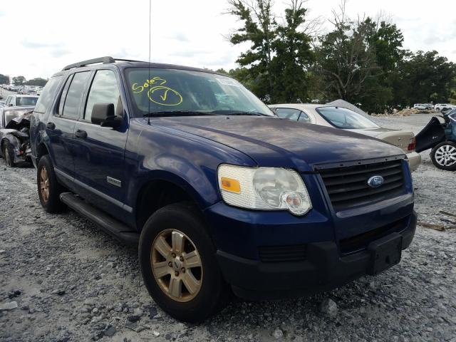 Salvage cars for sale from Copart Loganville, GA: 2006 Ford Explorer X