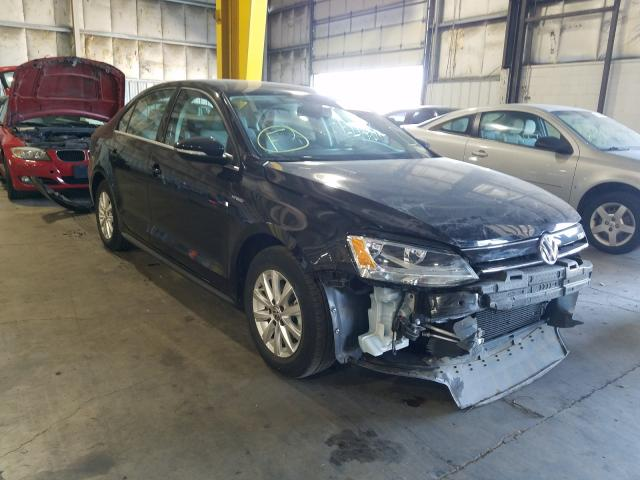 Volkswagen salvage cars for sale: 2014 Volkswagen Jetta Hybrid