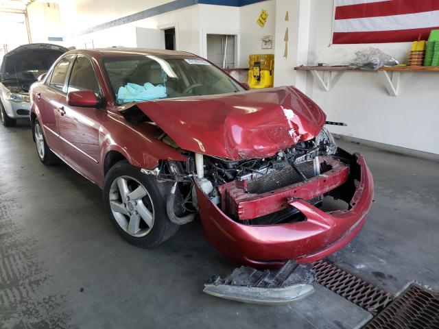 Salvage cars for sale from Copart Pasco, WA: 2003 Mazda 6 S
