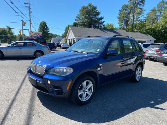 Salvage cars for sale from Copart North Billerica, MA: 2011 BMW X5 XDRIVE3