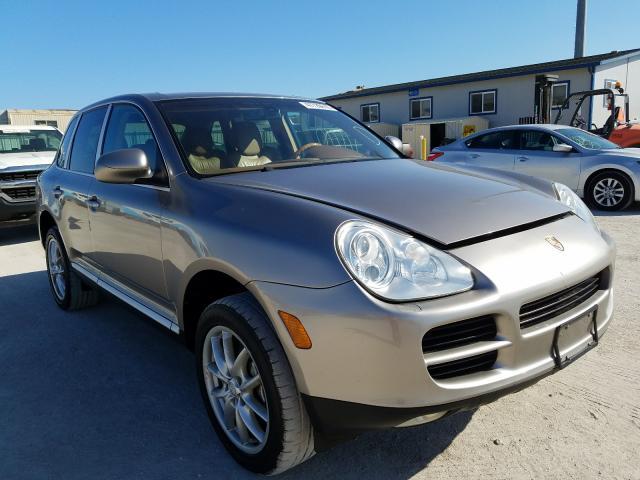 2004 Porsche Cayenne S Photos Hi Honolulu Salvage Car Auction On Thu Sep 10 2020 Copart Usa
