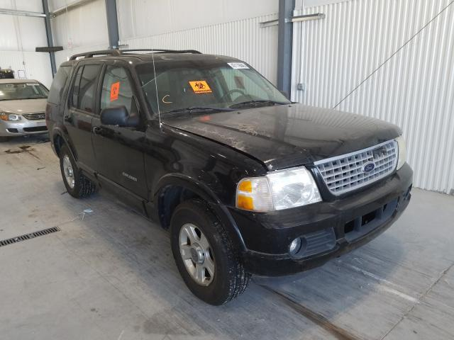 Salvage cars for sale from Copart Greenwood, NE: 2002 Ford Explorer L