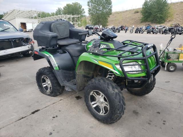 Salvage cars for sale from Copart Littleton, CO: 2012 Arctic Cat 695CC
