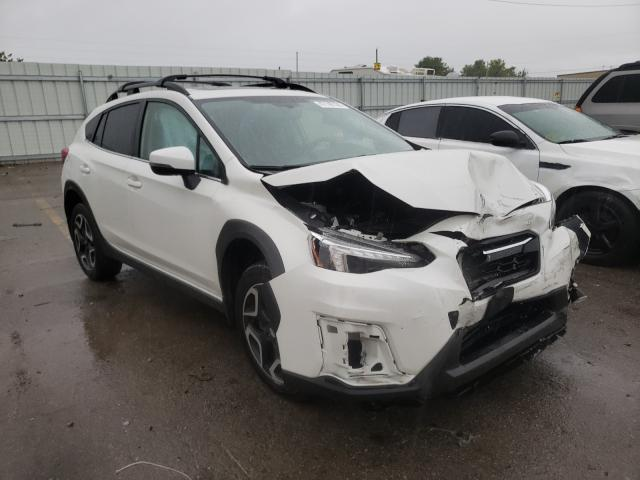 Salvage cars for sale from Copart Lexington, KY: 2019 Subaru Crosstrek