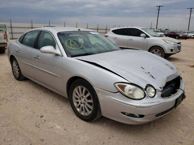 Salvage cars for sale from Copart Andrews, TX: 2005 Buick Lacrosse C
