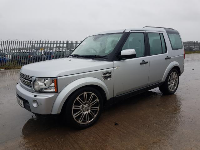 LAND ROVER DISCOVERY - 2010 rok