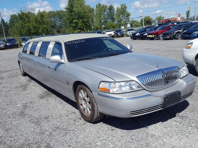 Lincoln salvage cars for sale: 2005 Lincoln Town Car E
