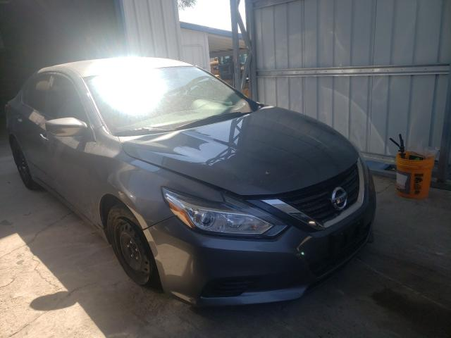 Salvage cars for sale from Copart Albuquerque, NM: 2016 Nissan Altima 2.5