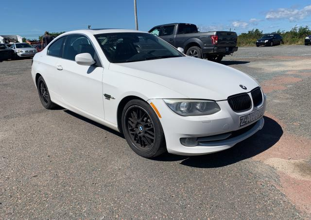 Salvage cars for sale from Copart Cow Bay, NS: 2011 BMW 335 XI